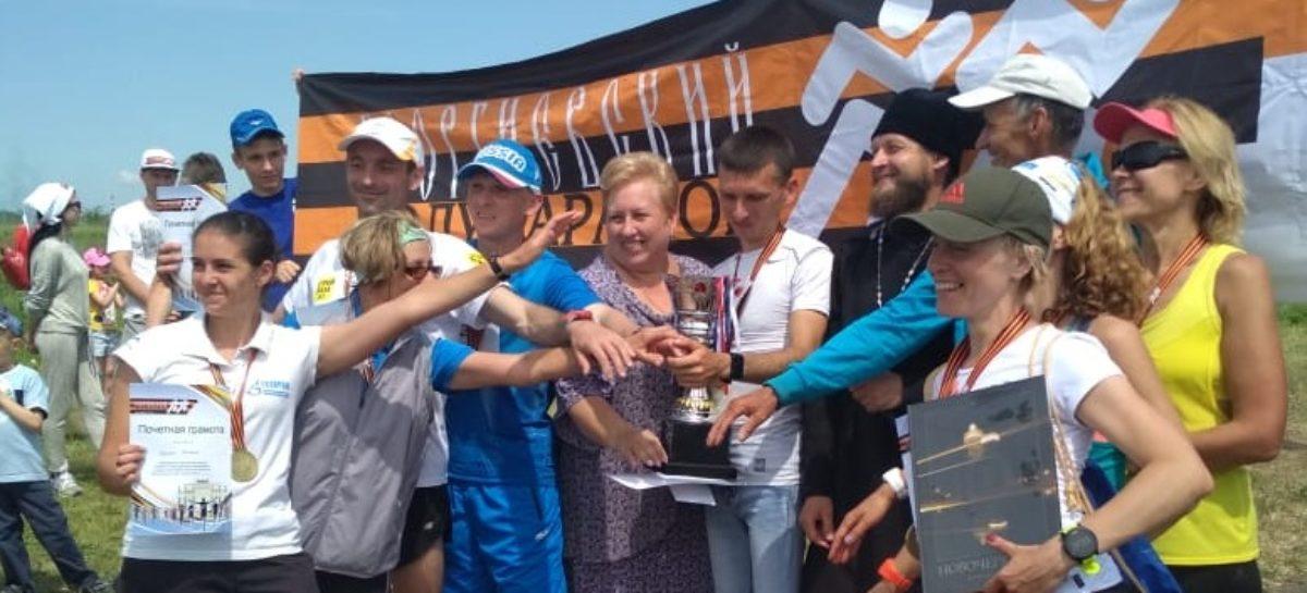 Бегун из Сальского района оказался самым быстрым на полумарафоне в Новочеркасске