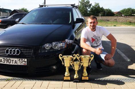 Машина сальчанина оказалась громче всех во Владикавказе