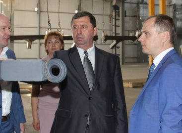 В Сальске побывал министр ЖКХ Дона Андрей Майер