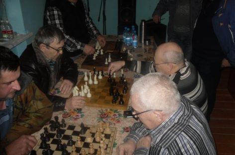 В Ивановке завершён весенний турнир по традиционным шахматам