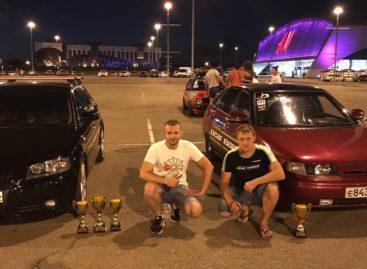 Автозвук: сальские машины прозвучали в Краснодаре