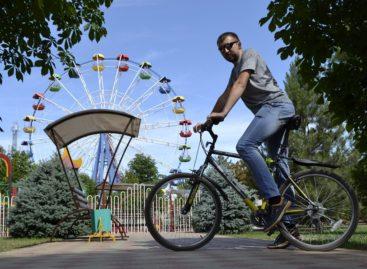 Можно или нельзя кататься на велосипедах в сальском парке