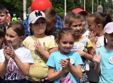 В Сальске и районе открылись пришкольные лагеря и летние досуговые площадки