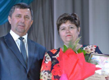 В Сальске чествовали социальных работников