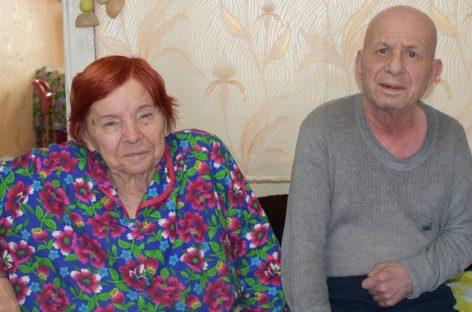 Яков и Раиса Звездилины: Живем, не смотря на инвалидность