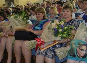 Салькие медработники отметят свой праздник 15 июня
