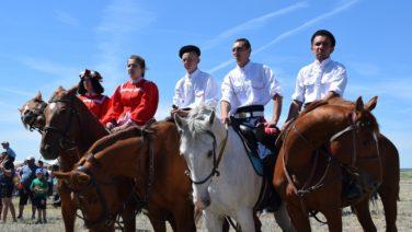 В Степном Кургане прошёл фестиваль «Сальская степь»