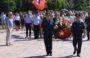 Сальчане приняли участие в траурной церемонии в День памяти и скорби
