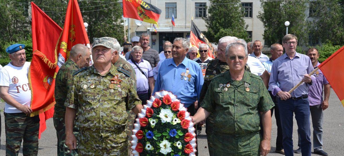 Ветераны Группы войск в Германии встретились в Ивановке