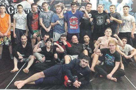 Бойцы клуба «Святогор»: Мы — одна большая спортивная семья!