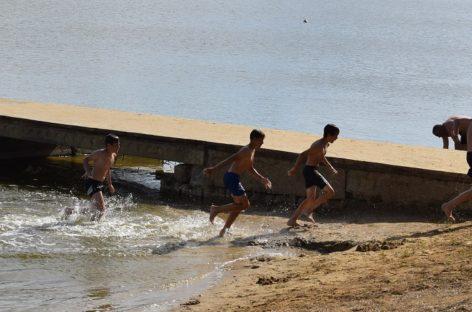 В Сальске открыли купальный сезон