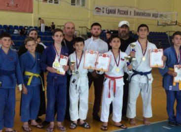Дзюдо: Сальск принял спортсменов из трех регионов на областном первенстве