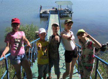 Лига отцов и дедов Сальска пригласила детвору на Маныч