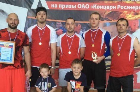 Завершился чемпионат Сальска по баскетболу среди мужчин
