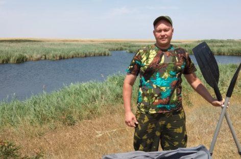 Сварщик из Белозёрного отправится в двухнедельный сплав по Егорлыку
