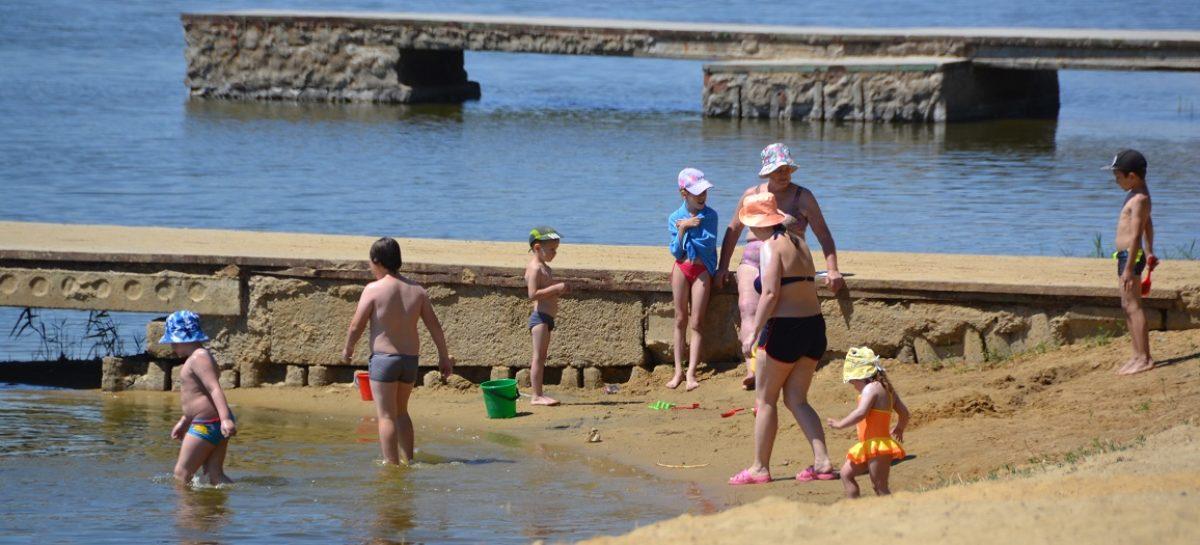 Городской пляж в Сальске: отдыхаем безопасно и с удовольствием