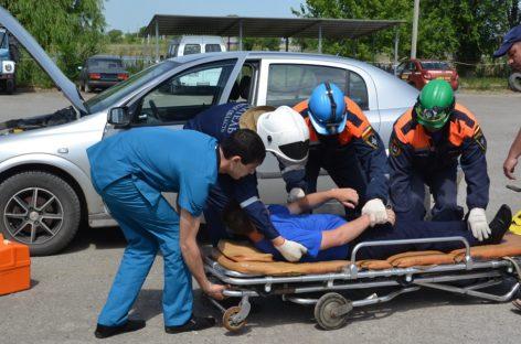Сальские спасатели могут побороться за звание лучших