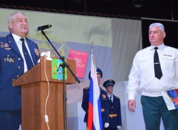 В Сальске отметили столетие военного комиссариата