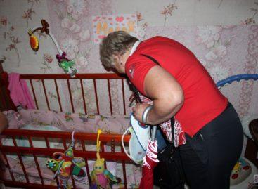 В Сальском районе умерла пятимесячная девочка