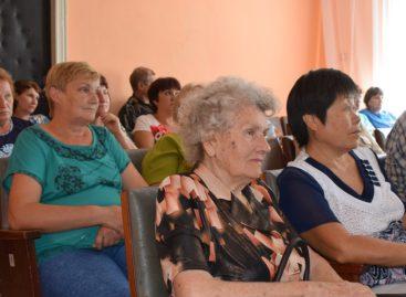 В хуторе Маяк состоялся отчёт главы местного поселения за полгода