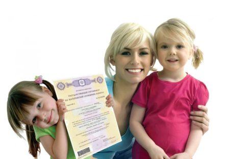 В Сальском районе выдано 1170 сертификатов на региональный материнский капитал