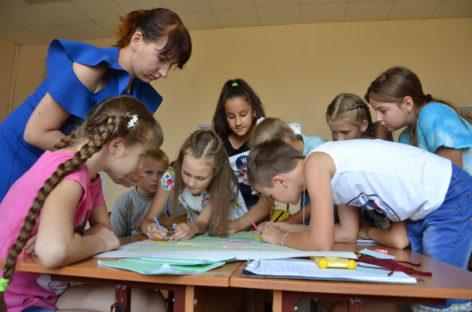 «Виктория-2018»: юные сальчане готовы помочь футболистам на следующем мундиале