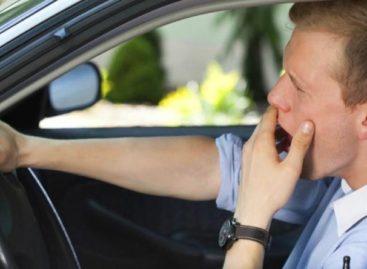Сальских водителей просят не садиться усталыми за руль