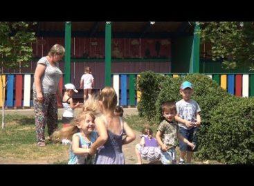 Как живется дошколятам Сальского района: в Приречном после ремонта открылся детсад