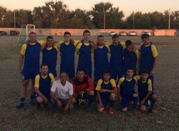 Сальский футбол: «Русь» занимает первое место по итогам первого круга областного первенства