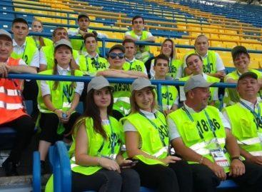 Сальчане — на мундиале: Ксения Доценко увидела пять матчей ЧМ-2018, работая стюардом