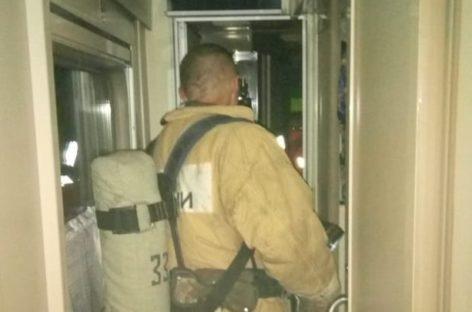 В полночь на станции Сальск срочно эвакуировали пассажиров поезда «Саратов-Адлер»