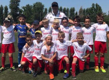 Детский футбол в Сальске: «Легион» прошел в высшую лигу областного первенства без поражений