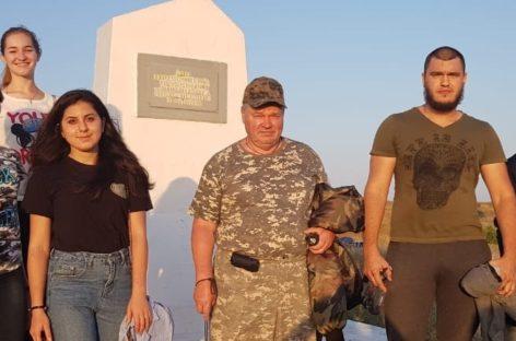 Поисковики клуба «Русич» побывали в Аджимушкайских каменоломнях
