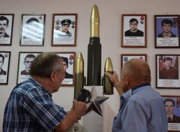 Участники «Боевого братства» заканчивают ремонт в «Патриот-центре»