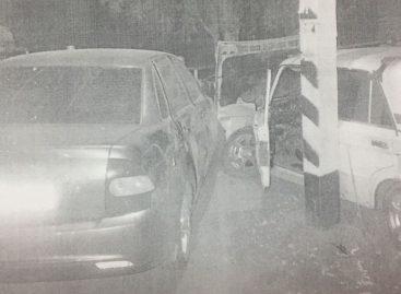 Сальчанку госпитализировали спустя час после аварии на светофоре