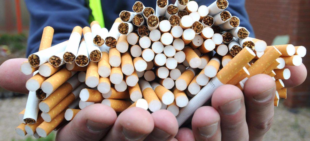 реализация табачных изделиях