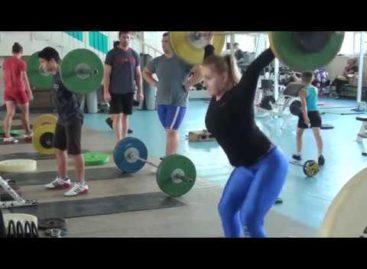 Сальская тяжелоатлетка оказалась лучшей на всероссийских соревнованиях в Грозном