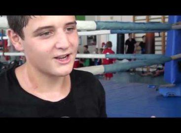 Сальский боксер стал первым на открытом областном турнире