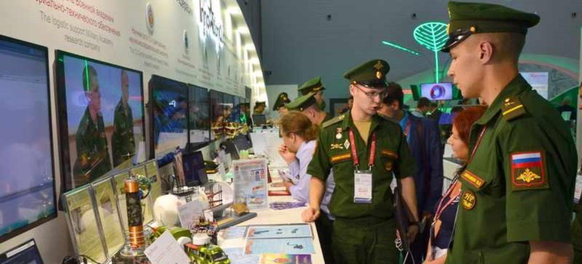 Призывники из Ростовской области пополнили «интеллектуальный спецназ»