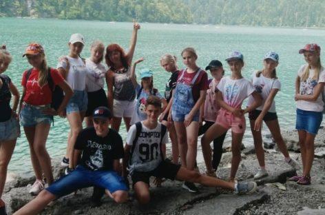 Сальский ансамбль «Вдохновение» вернулся с хореографического конкурса в Абхазии
