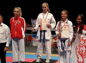 Сальчанка Татьяна Рыбальченко победила на Кубке России по каратэ