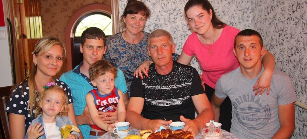 Донская семья Войновых вошла в число победителей Всероссийского конкурса «Семья года»