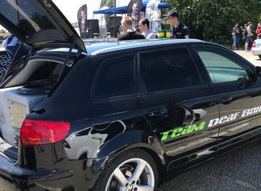 Сальские машины стали самыми громкими на соревнованиях по автозвуку в Майкопе