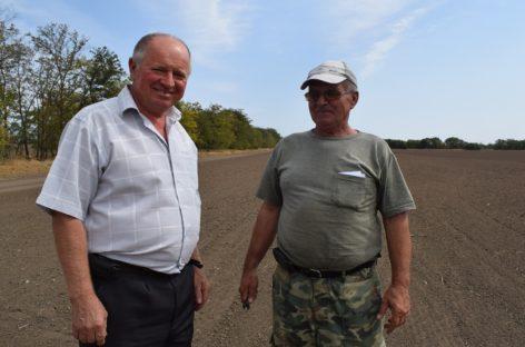 Труженики «Березовского» отмечены почётным званием «Заслуженный работник сельского хозяйства РФ»