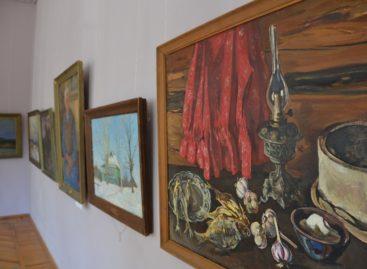 В сентябре сальчанам покажут выставку Пухляковской картинной галереи