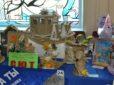 Воспитанники станции юных техников посвятили Дню рождения Сальска рисунки и дизайнерские работы
