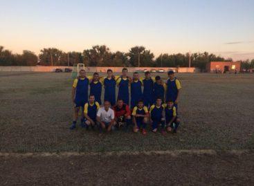 Не хватило везения: «Русь» снова стала четвертой на областном первенстве по футболу