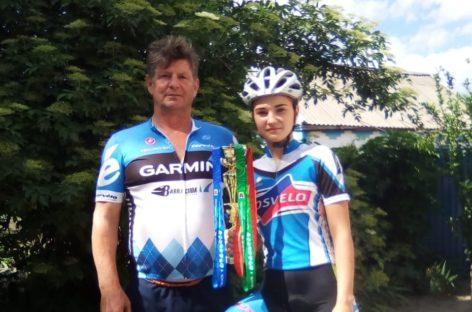 Сальская велосипедистка победила на первенстве России