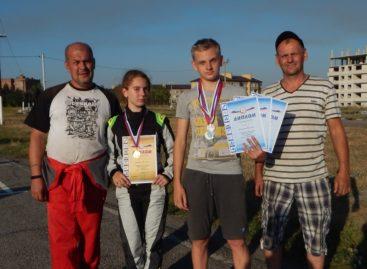 Сальские картингисты выступили в трех классах машин на областном чемпионате