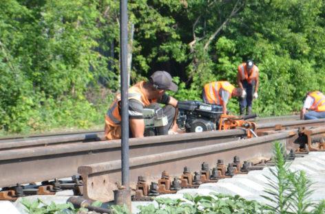 На перегоне «Пролетарск — Шаблиевка» планируется ремонт железнодорожного полотна